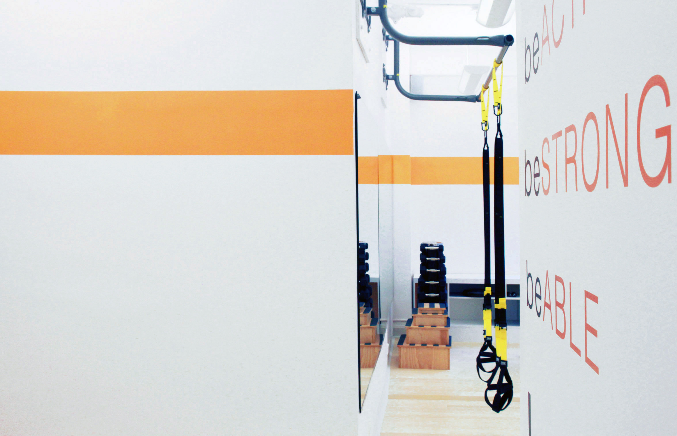 Commercial office renovation for befit, New York City