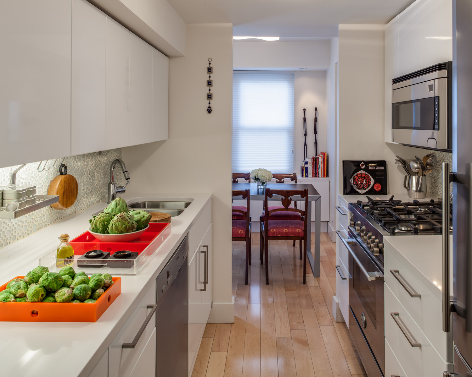 Maximise space with a redesigned kitchen, New York City