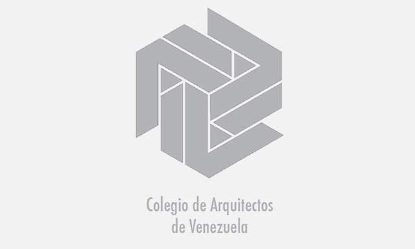 Colegio do Arquitectos de Venezuela logo