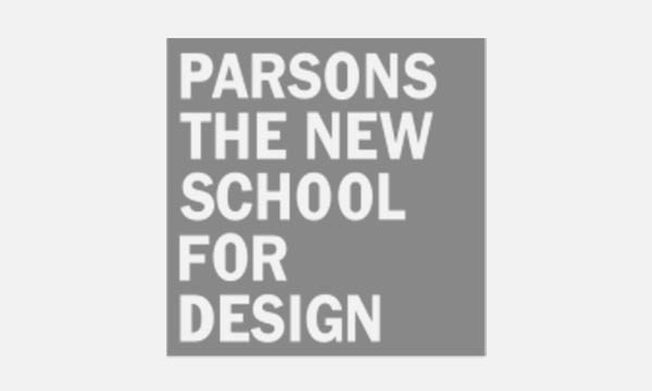 Parsons The New School for Design logo