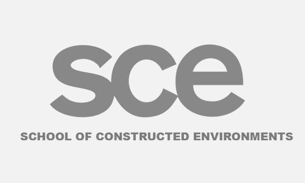 School of Constructed Environments logo