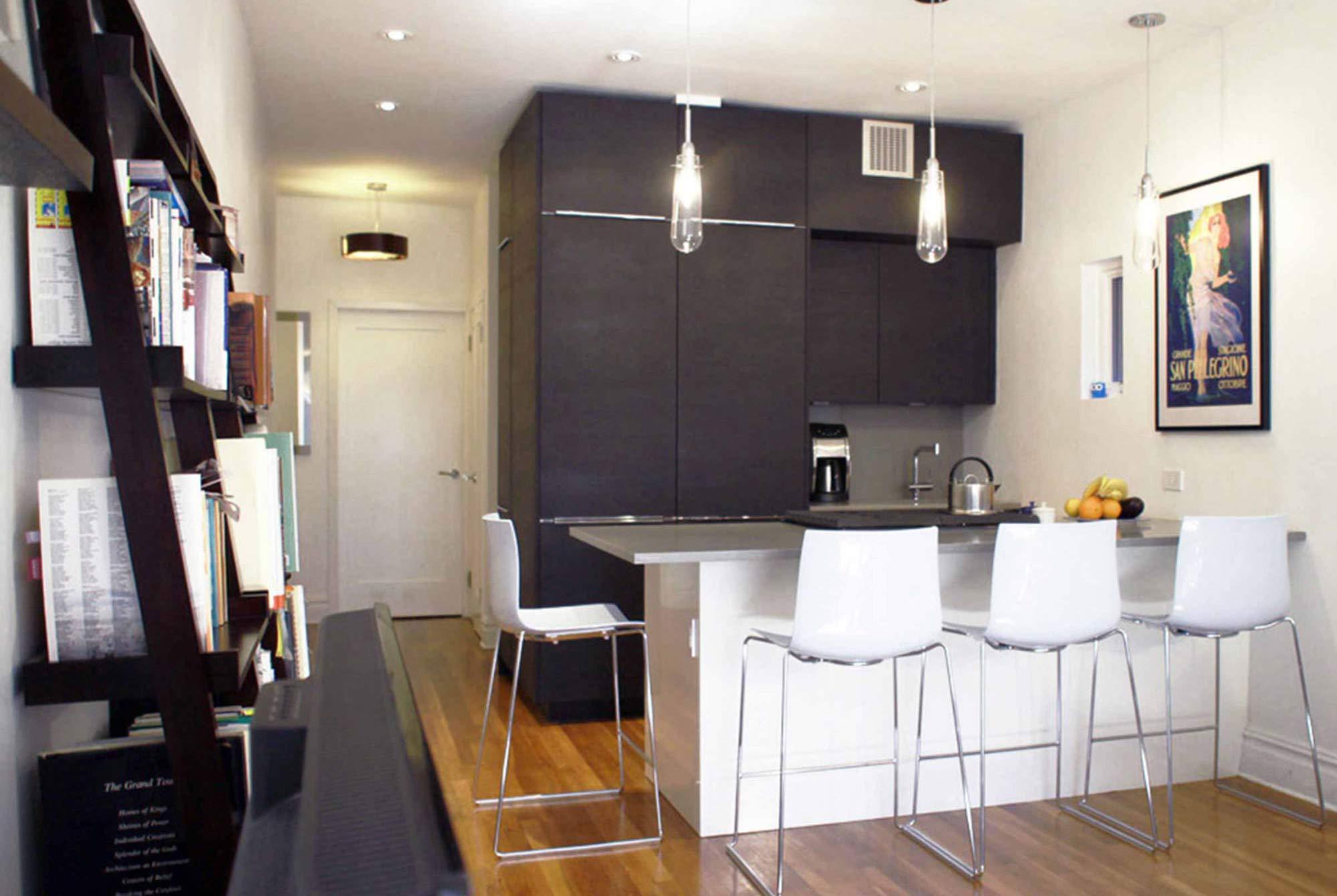 Pre-war kitchen renovation, Upper Eat Side