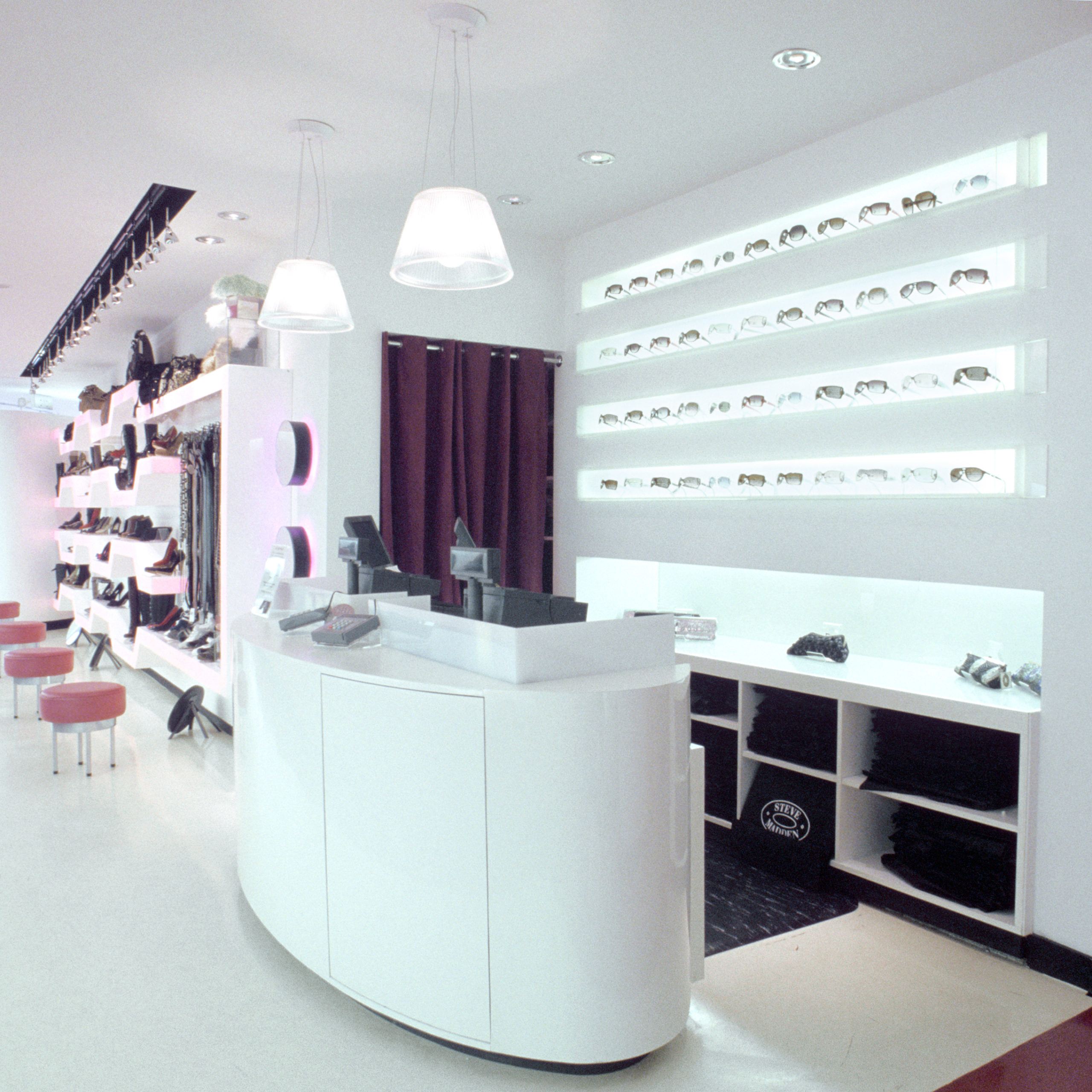 Retail store architects, New York City