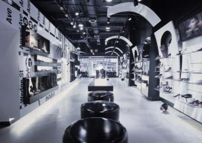 Steve Madden Retail Design