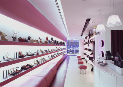 Steve Madden Boutique Design