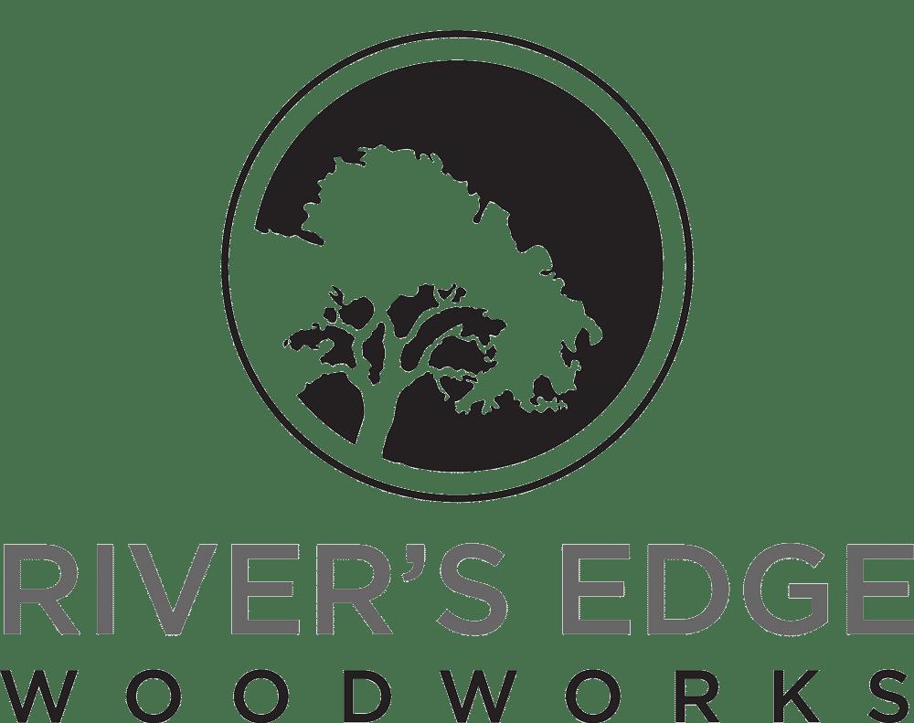 River Edge Woodworks logo