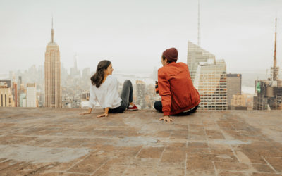 How to create a rooftop space in Manhattan, in response to Covid