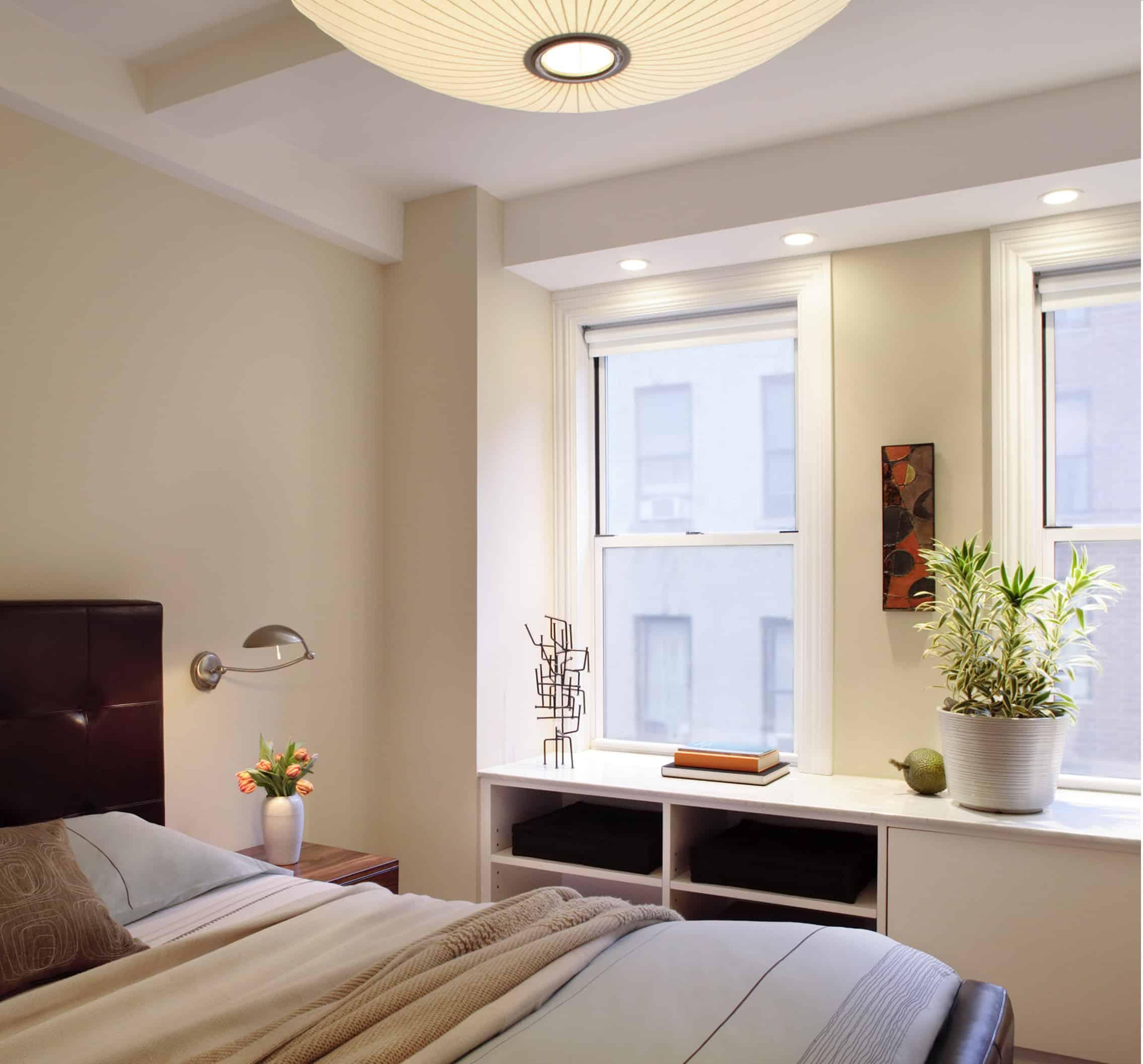 Master bedroom interior design New York City
