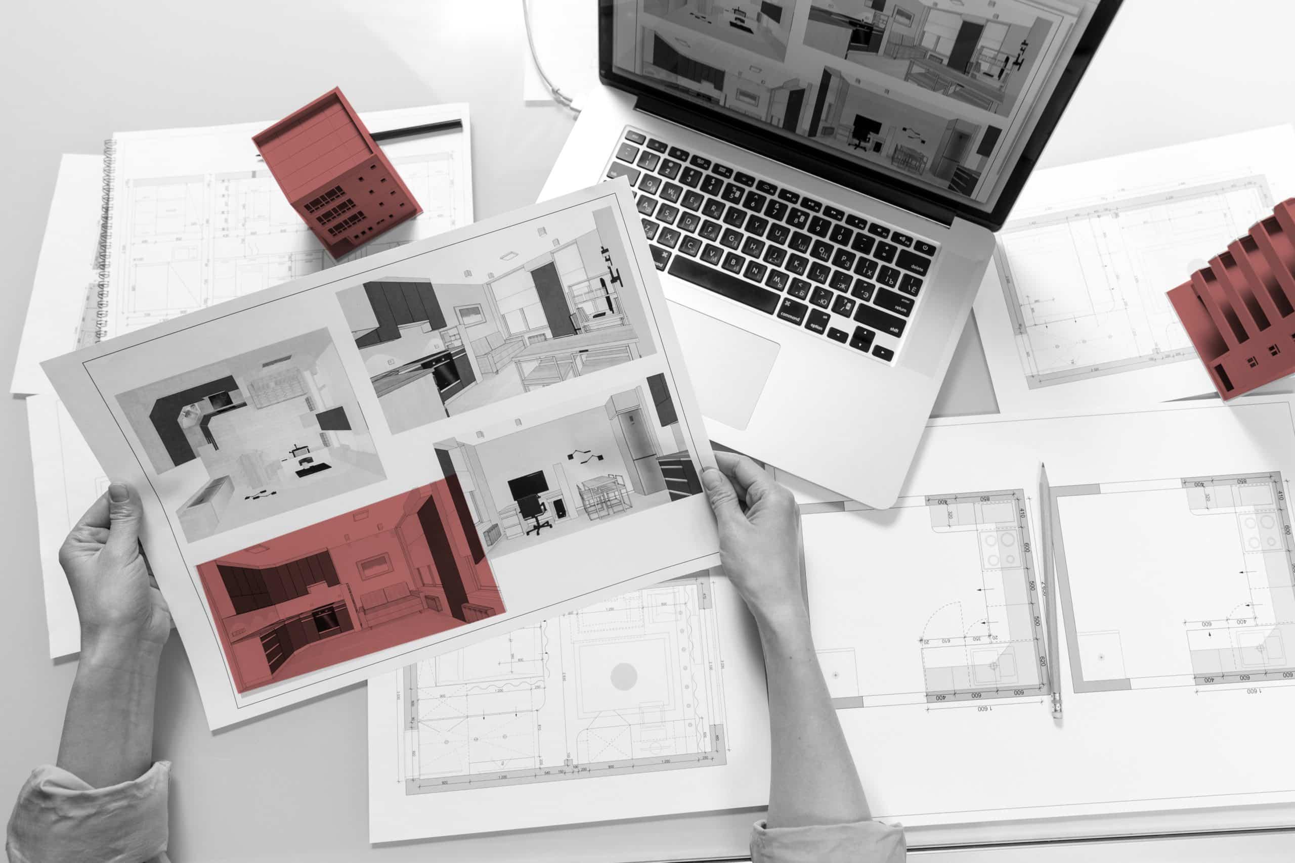 Architecture services New York City including schematic design, bidding and permits