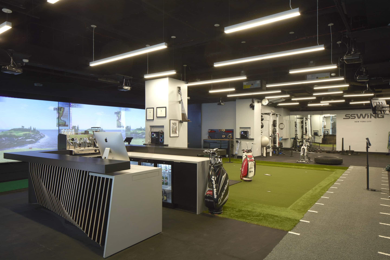 Golf Simulation Center Design