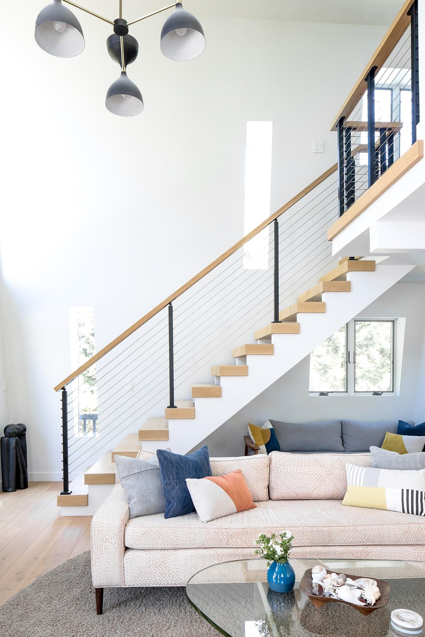 Full gut renovation for New York mid century home