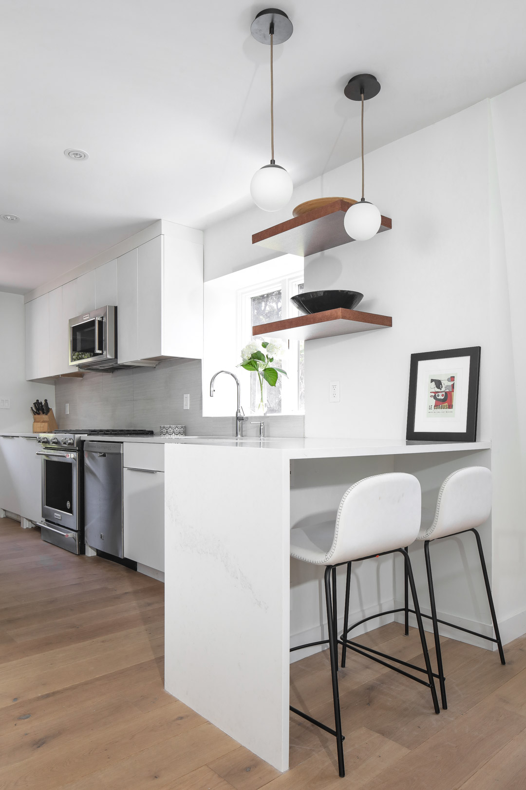 House renovation by EXD Architecture New  York