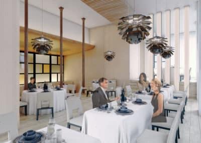 Restaurant Concept Design Madrid