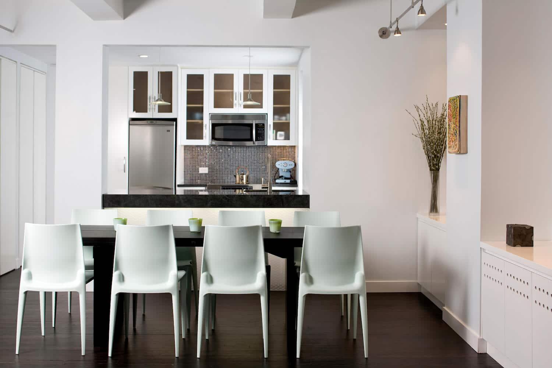 kitchen live work conversion New York City Architects